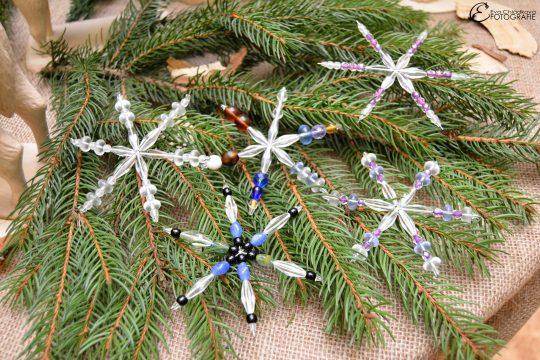 Tvůrčí dílna- výroba vánoční hvězdy obrázek