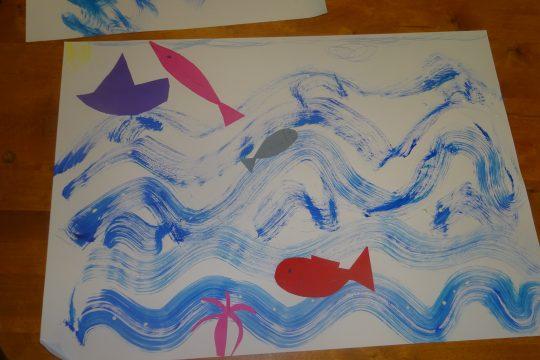 """Tvůrčí dílny – """"Mořský svět"""" obrázek"""