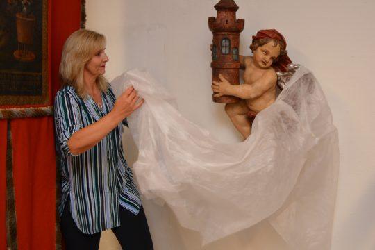 Tajemství zvířetického portálu a soch od svaté Barbory obrázek