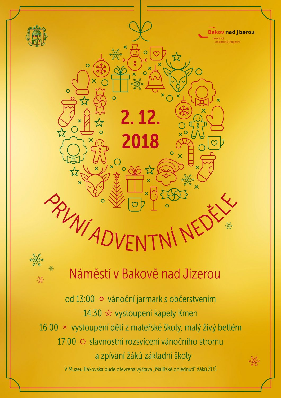 Advent v Bakově