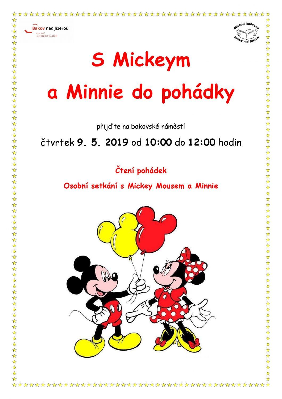 S Mickeym a Minnie do pohádky