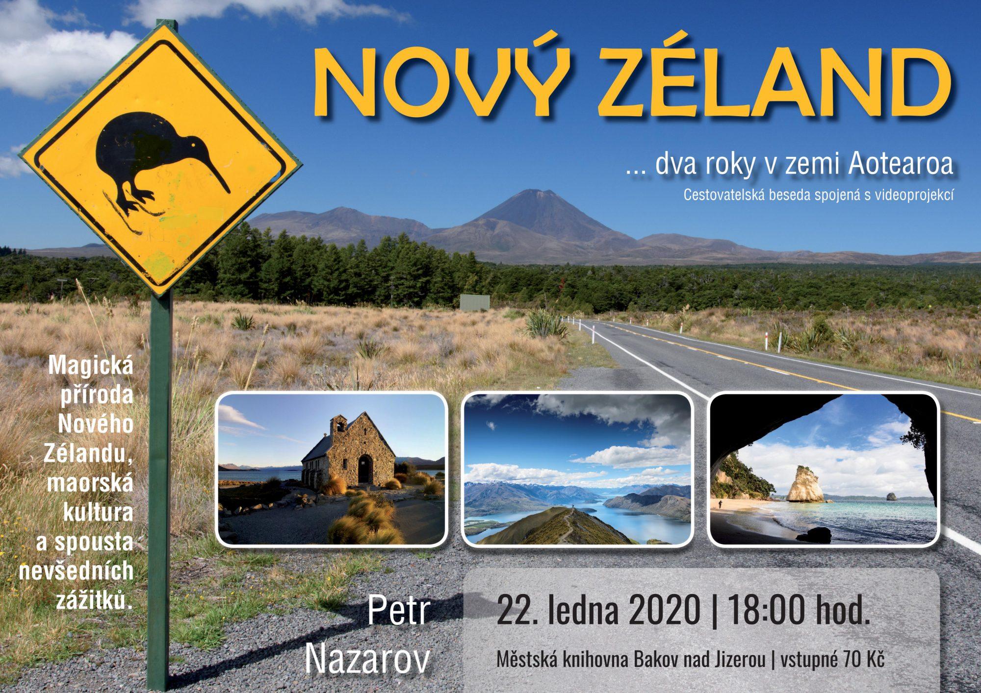 Nový Zéland – Petr Nazarov