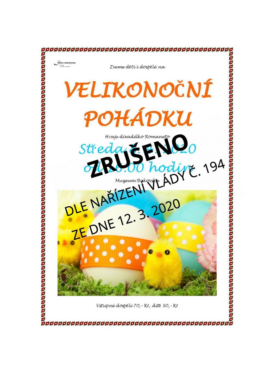 Velikonoční pohádka