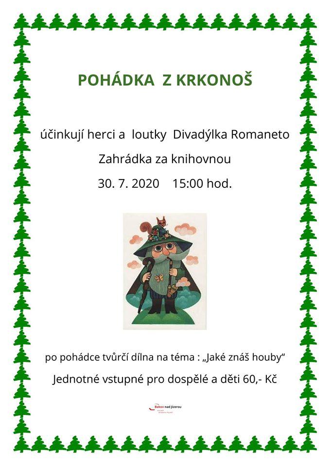 Pohádka z Krkonoš