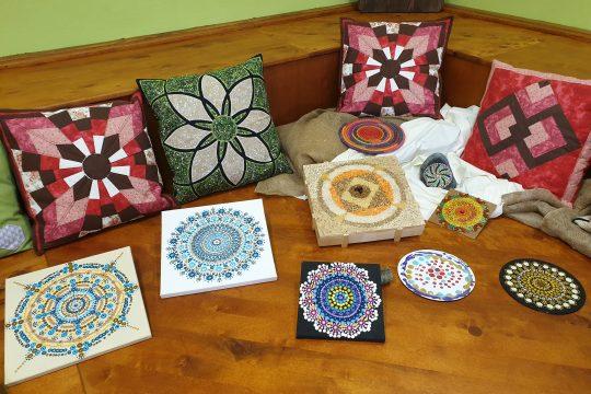 Mandala pro radost a harmonii obrázek
